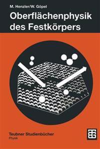 Oberflachenphysik Des Festkorpers
