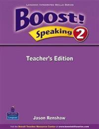 Boost! Speaking Level 2 Tbk