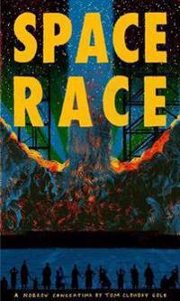 Space Race [concertina Fold-Out Book]: Leporello