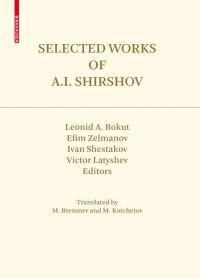 Selected Works of A.I. Shirshov