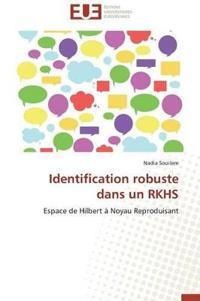 Identification Robuste Dans Un Rkhs