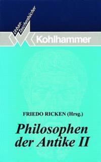 Philosophen Der Antike II