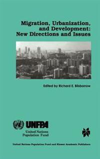 Migration, Urbanization and Development