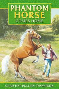 Phantom Horse - Comes Home: The Wild Palomino. Age 8+