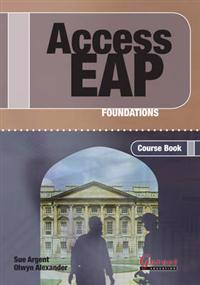 Access EAP - Foundations Student Book + CDs