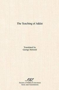 Teaching of Addai