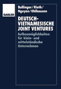 Deutsch-vietnamesische Joint Ventures