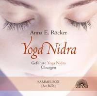Yoga Nidra - Geführte Yoga Nidra-Übungen - Sammelbox