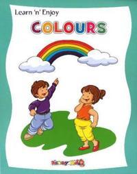 Colours - Discovery Kidz - böcker (9788183569774)     Bokhandel