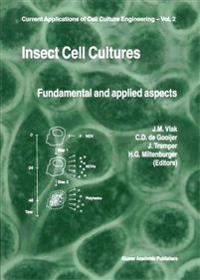 Insect Cell Cultures:: Fundamental and Applied Aspects