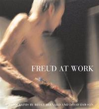 Freud at work - lucian freud in conversation with sebastian smee. photograp