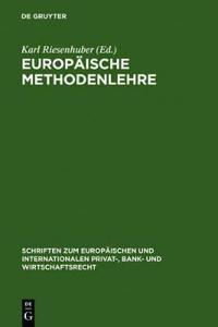 Europaische Methodenlehre