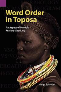Word Order In Toposa