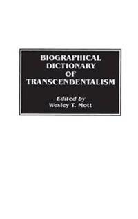 Biographical Dictionary of Transcendentalism