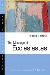 Message of Ecclesiastes