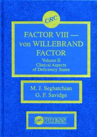 Factor Viii-Von Willebrand Factor