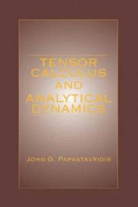 Tensor Calculus and Analytical Dynamics
