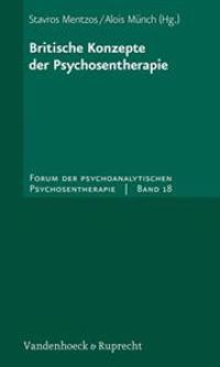 Britische Konzepte Der Psychosentherapie
