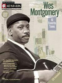 Wes Montgomery: 10 Favorite Tunes [With CD (Audio)]