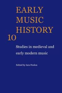 Early Music History 25 Volume Paperback Set Early Music History