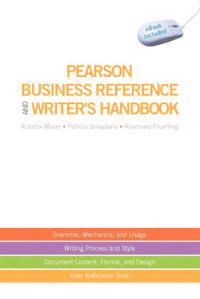 Pearson Business Reference and Writer's Handbook