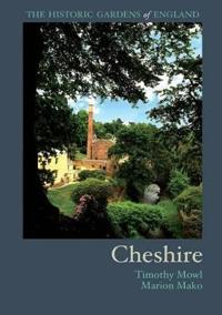 The Historic Gardens of England Cheshire