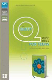 Quest Study Bible for Teens-NIV