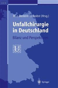 Unfallchirurgie in Deutschland