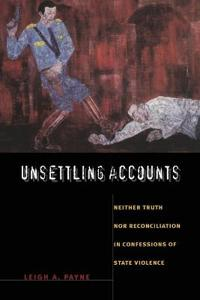 Unsettling Accounts