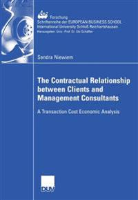 The Contractual Relationship Between Clients and Management Consultants