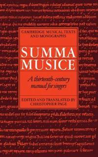 The Summa Musice