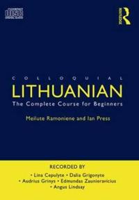 Colloquial Lithuanian