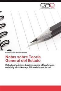 Notas Sobre Teoria General del Estado
