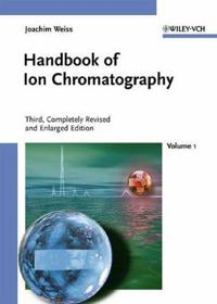 Handbook of Ion Chromatography, 2 Volume Set