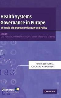 Health Systems Governance in Europe