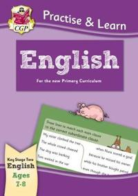 Practise & Learn: English (ages 7-8)