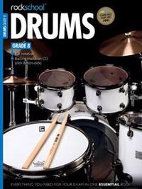 Rockschool Drums Grade 8 (2012-2018)