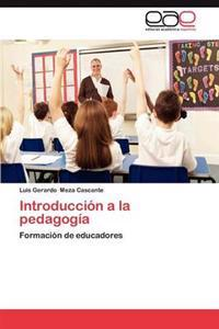 Introduccion a la Pedagogia