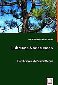Luhmann-Vorlesungen