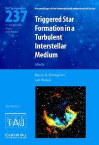 Triggered Star Formation in a Turbulent Interstellar Medium