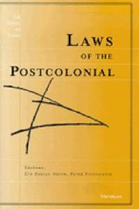 Laws of the Postcolonial
