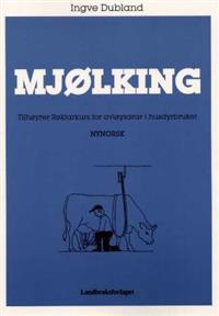 Mjølking - Ingve Dubland pdf epub