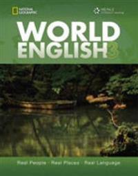 World English 3: Combo Split B with Student CD-Rom