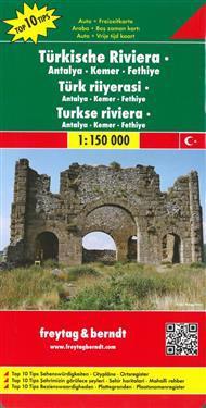 Turkish Riviera/Antalya-Kemer-Fethiye