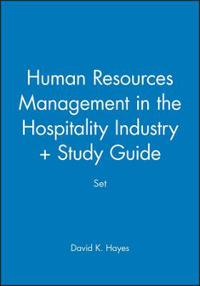 Human Resources Management in the Hospitality Industry + Study Guide
