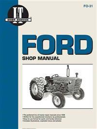 Ford Shop Manual Series 2000, 3000, 4000 - Manual Fo-31