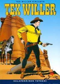 Tex Willer kirjasto 1