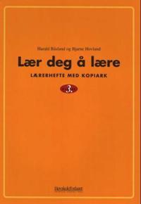 Lær deg å lære 3 - Harald Båsland, Bjarne Hovland pdf epub