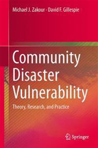 Community Disaster Vulnerability
