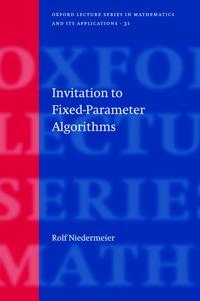 Invitation to Fixed-Parameter Algorithms